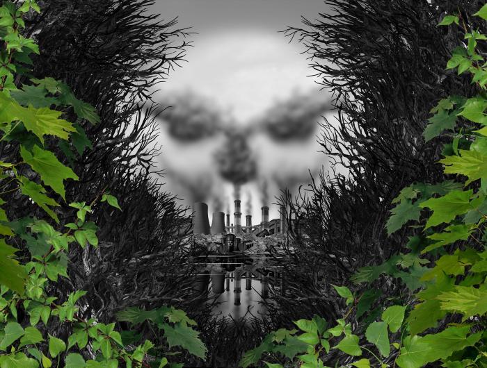 © Pollution Poison by Freshidea on Adobe Stock